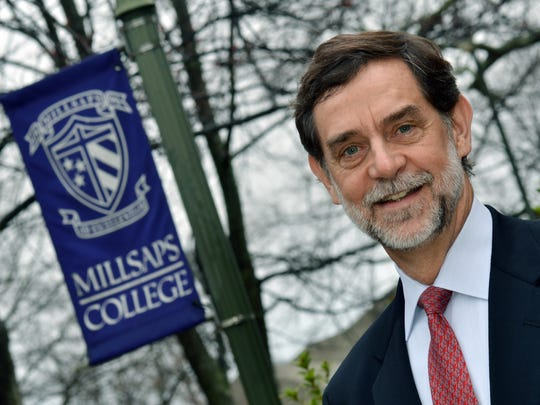 Rob Pearigen, president of Millisaps College in Jackson, recently announced the private liberal arts college will cut programs to help offset financials woes due largely to decreased enrollment.