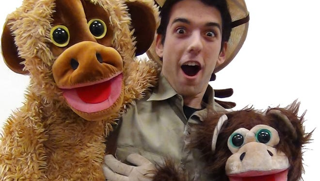 Independencewill host Madcap Puppets on Sept. 9 at Memorial Park, 2003 Jack Woods Parkway.
