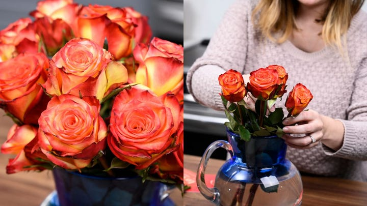 BloomsyBox delivers fresh flowers to my door every month—and I'm obsessed