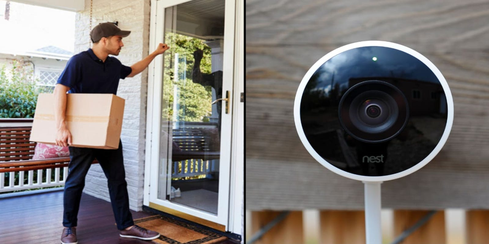 These gadgets will prevent your holiday packages from getting stolen