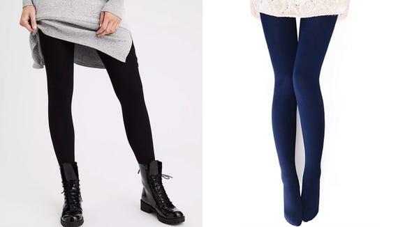 10 top-rated tights that will actually keep you warm during winter