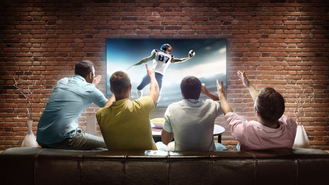 The Super Bowl is a time when lots of people buy TVs.