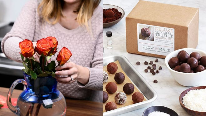 10 things you need for a romantic night in on Valentine's Day