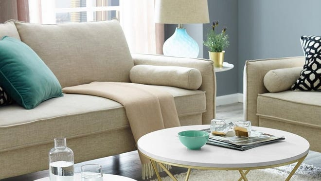 10 easy ways to upgrade your living room
