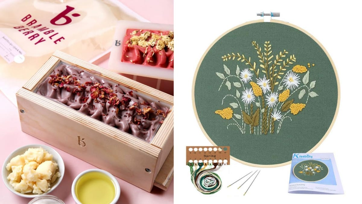 15 Popular Arts And Crafts Kits Adults Will Love