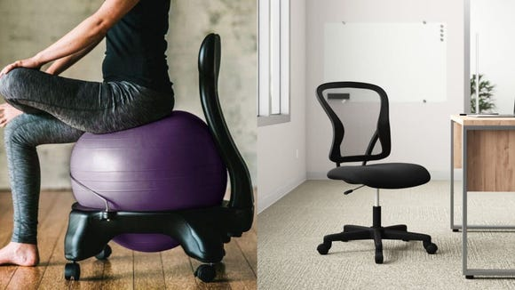 10 top-rated office chairs for working from home under $100