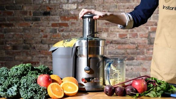 Best kitchen gifts: Omega Nutrition Center Juicer