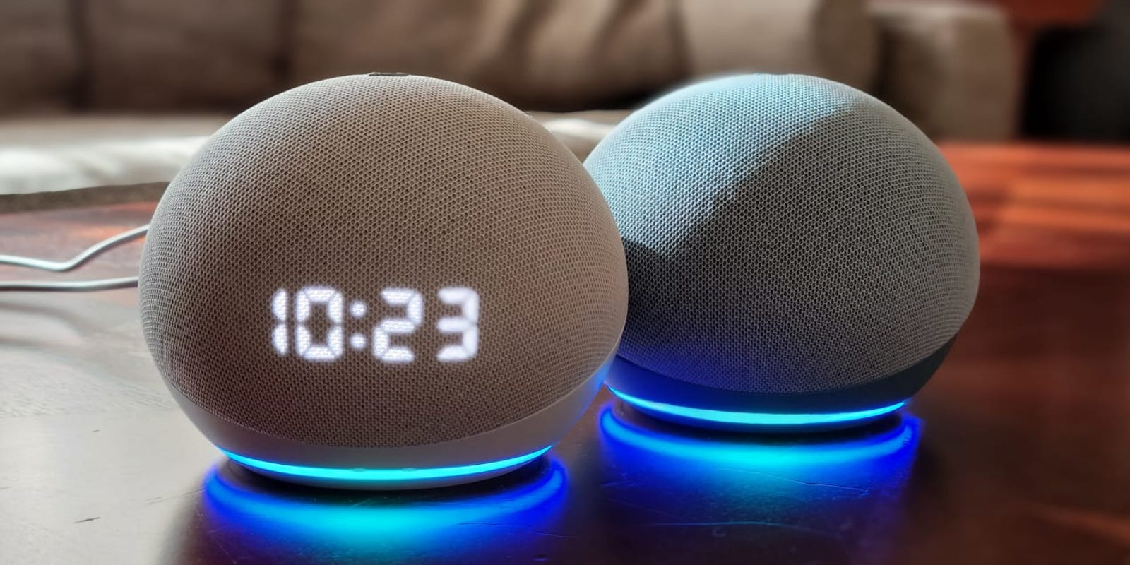 You can get the latest Echo Dot smart speaker for a steal right now
