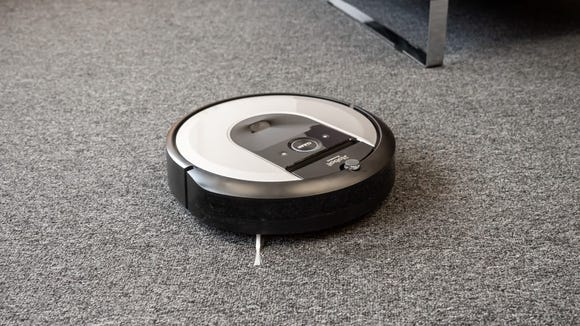 This robot vacuum will be your new best friend.