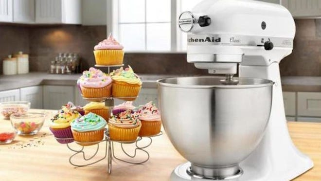 Get KitchenAid's iconic stand mixer for less than $200 for Black Friday 2020