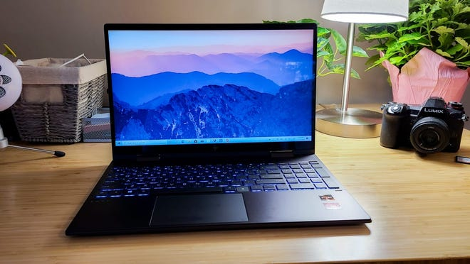 This HP laptop wowed us in testing, and now you can grab it at a discount.