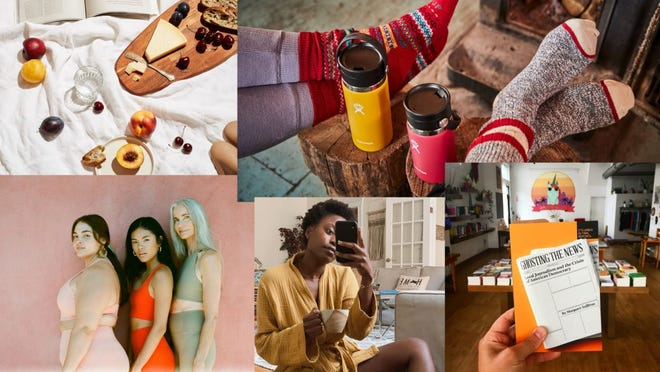 15 gifts to buy yourself for the New Year