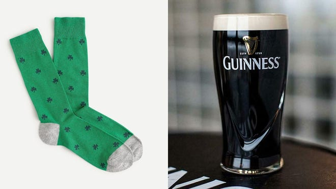 Not sure how to celebrate St. Paddy's? Here are some ideas.
