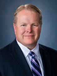 Todd Oberheu is administrator of the Lincoln County Medical Center in Ruidoso.