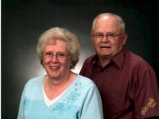 Anniversaries: Richard Moore & Mary Moore