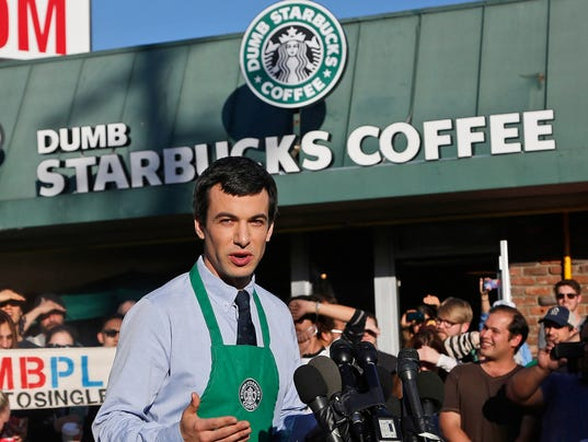 Dumb starbucks 7