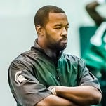 Michigan State football staffer Curtis Blackwell suspended