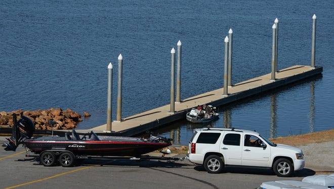South Carolina does not require registration on boat trailers.
