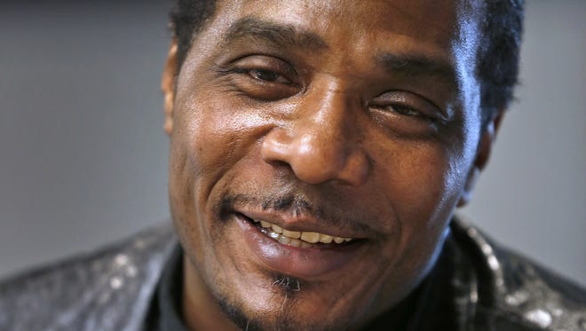 Keith Cooper was pardoned Thursday.