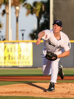 Homer Bailey, on rehab assignment from the Cincinnati Reds, started for the Wahoos against the Jackson Generals Tuesday night.