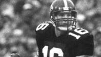 Former Iowa Hawkeyes quarterback Chuck Long was inducted into the College Football Hall of Fame in 1999.