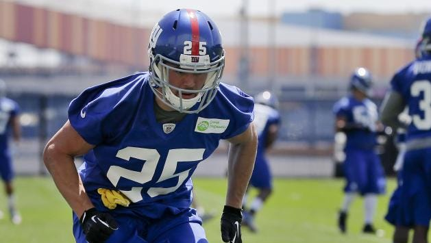 Kyle Sebetic spent time during the 2014 season on the New York Giants' practice squad.