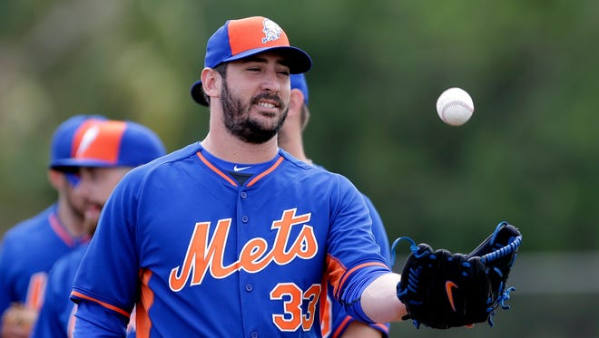 Matt Harvey last pitched in a major league game on Aug. 24, 2013.