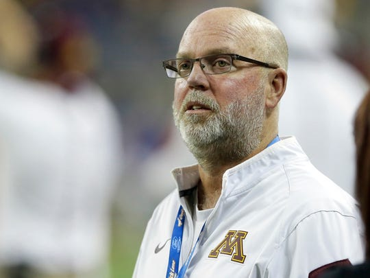 Jerry Kill is a surprising name that folks keep floating around the current Missouri State football head coaching vacancy.
