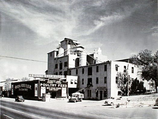 Hayden Flour Mill 1940
