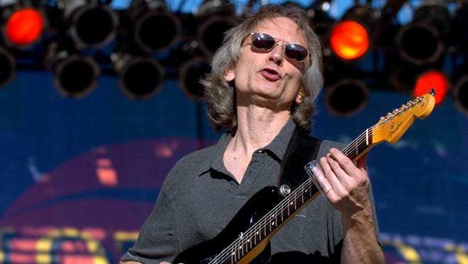 Guitarist Sonny Landreth, pictured in 2011.