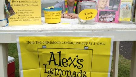 Rebekah Makin will host her 7th annual Alex's Lemonade Stand in memory of Tara Stout from 10 a.m. to 3 p.m. Saturday and Sunday at 7 Hillsdale Road in East Brunswick.