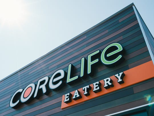 CoreLife Eatery, new on Indianapolis' northside, specializes in greens, grains and broth-based dishes. The 4335 East 82nd St., opens Sept. 22, 2017..