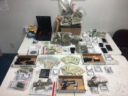 Kingsville PD raid