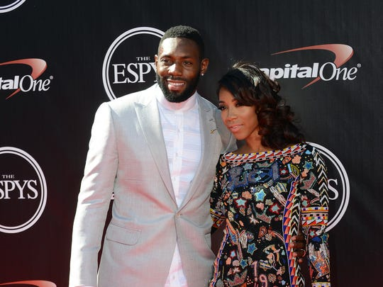 Arizona Cardinals cornerback Antonio Cromartie and