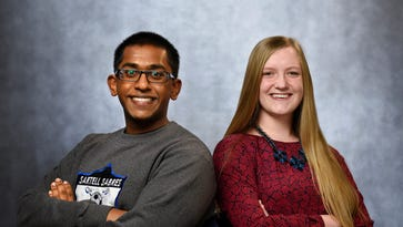 Gopi Ramanathan and Hannah Yackley were the winners of the 2 Under 20 Awards last January.