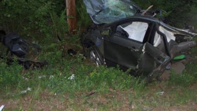 State police in New Hampshire said speed appears to be a factor in the crash.