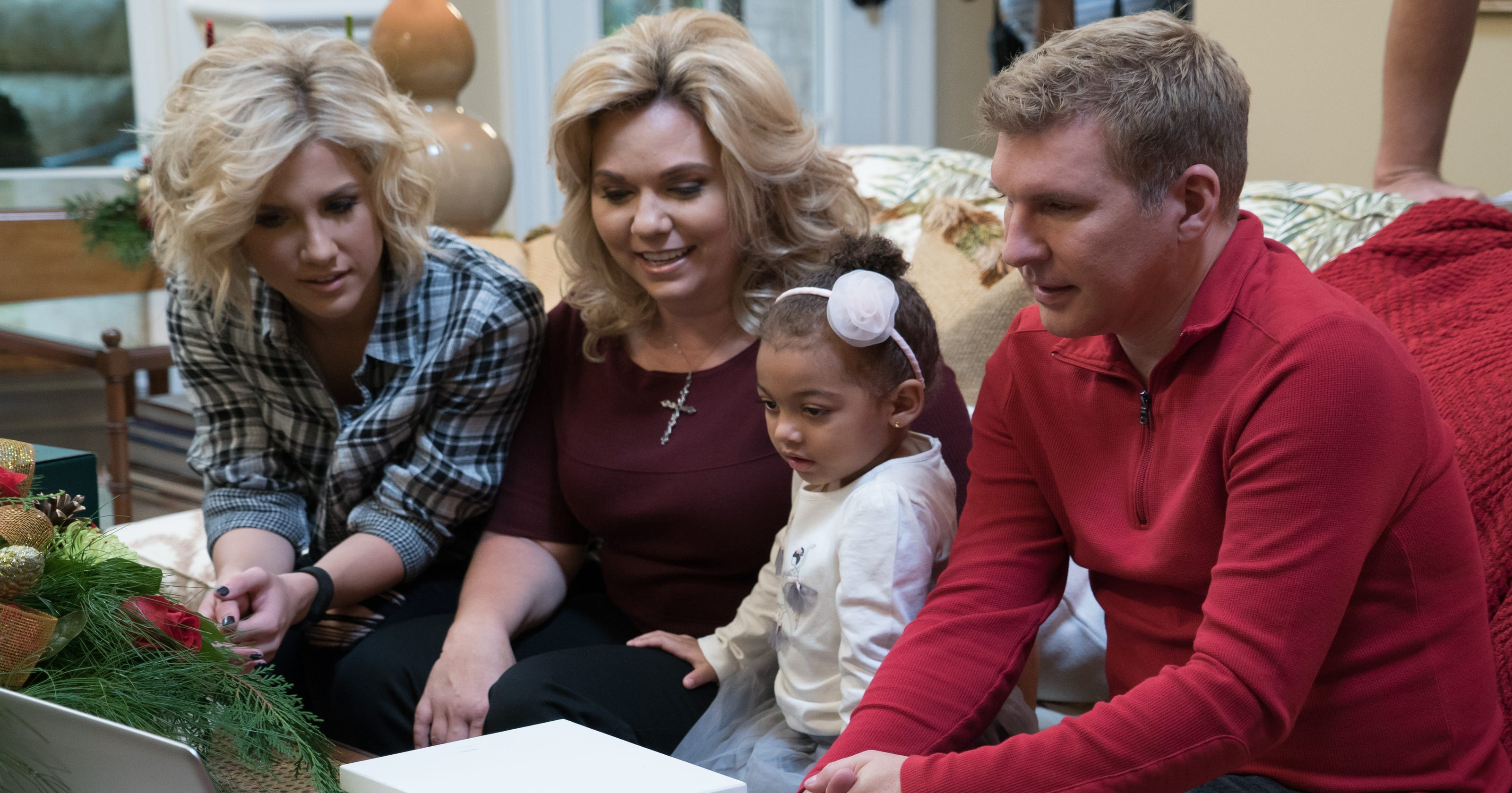 Chrisley Knows Best' TV show stars say Chloe is 'surrounded