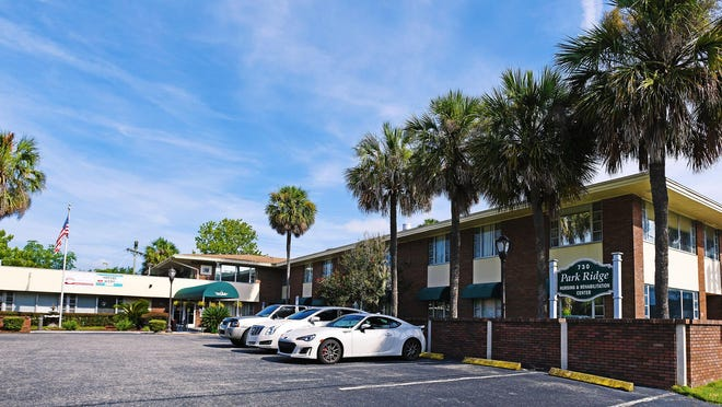 Park Ridge Nursing & Rehabilitation Center, 730 College St. in Jacksonville, is among the long-term care facilities dealing with COVID-19 infections among residents and staff.