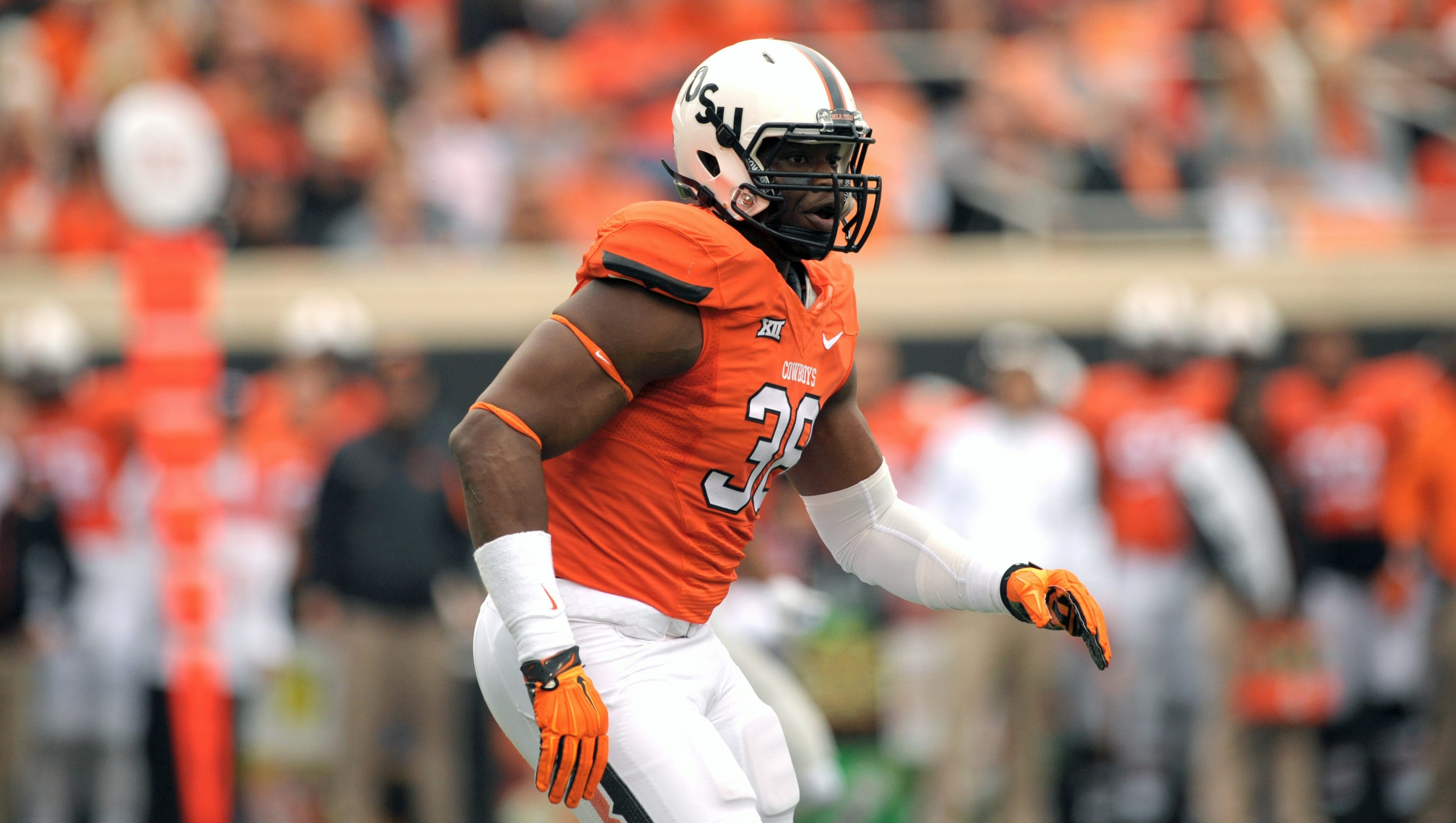 Oklahoma State Will Enjoy Emmanuel Ogbah While It Has Him