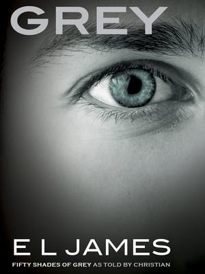 Cover of 'Grey' by E.L. James.