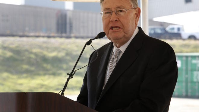 Several environmental groups say the Kentucky Energy and Environment Cabinet, led by Len Peters, has failed to adequately enforce the Clean Water Act with mining companies.