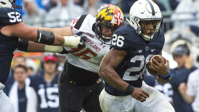Saquon Barkley may finally be a legitimate Heisman Trophy candidate after his second 200-yard rushing day of the season. And he may truly only now be be getting warmed up.