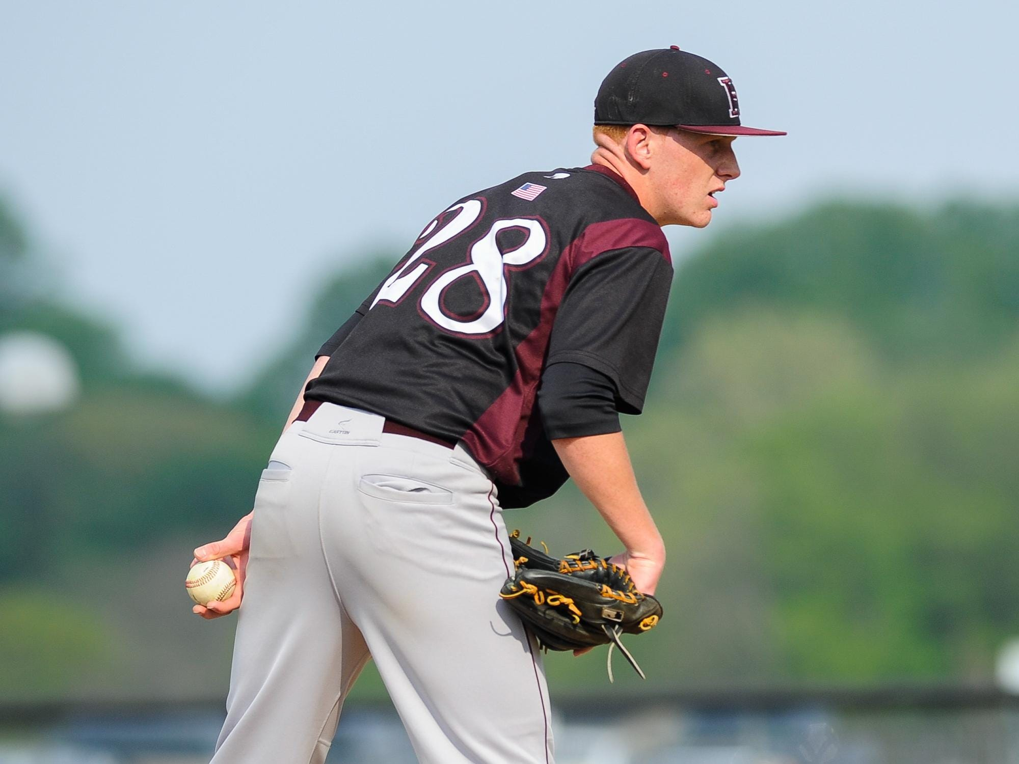 Hodgson pitcher Brandon Walter struck out 147 in 72 innings, and allowed just 25 hits, 16 walks and three earned runs in a standout 2015 season.