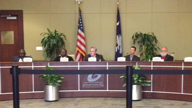 Greer City Council has approved its financial plan for the next fiscal year.