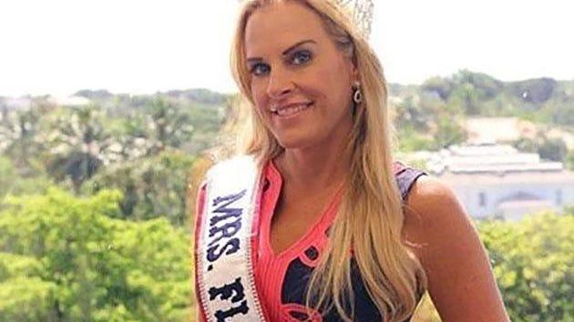 Mrs. Florida Karyn Turk 2016.