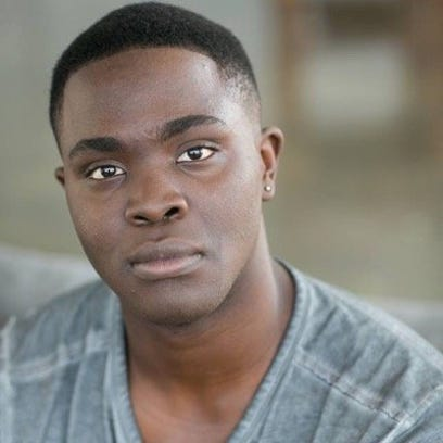 Kyle Jean-Baptiste, the first African-American and