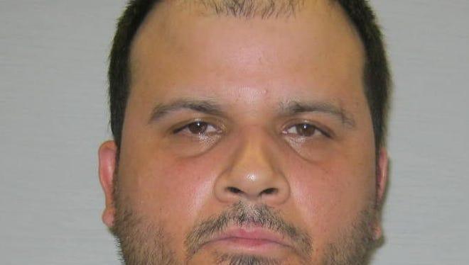 Sammy Velazquez, 37, of Bronx, NY