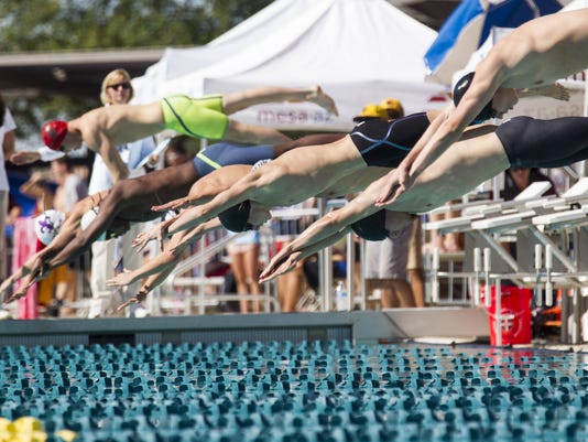 State swim and dive championships