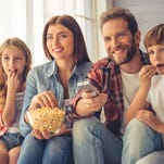 Skipping the Oscar viewing party? Have a family film viewing party instead!