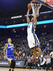 March 26, 2017; Oakland, CA, USA; Memphis Grizzlies